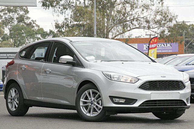 Demonstrator, Demo, Near New Ford Focus Trend, Narellan, 2016 Ford Focus Trend Hatchback