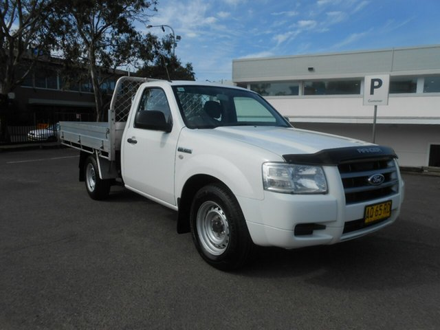 Used Ford Ranger XL, Nowra, 2007 Ford Ranger XL PJ Cab Chassis