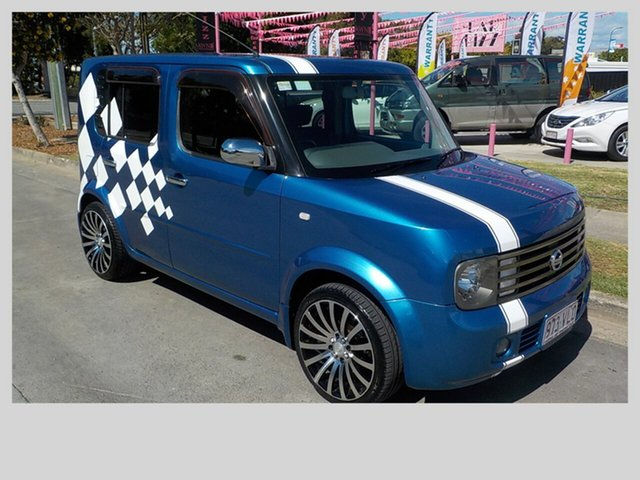 Used Nissan Cube, Margate, 2004 Nissan Cube Wagon