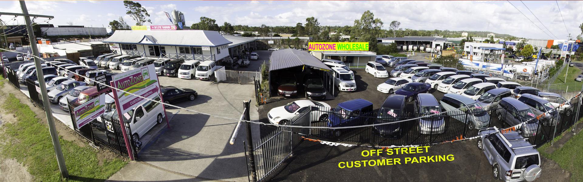 Auto Zone Superior Vehicles