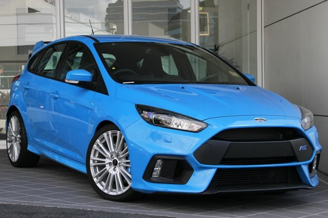 New Ford Focus RS AWD, Coffs Harbour, 2017 Ford Focus RS AWD Hatchback