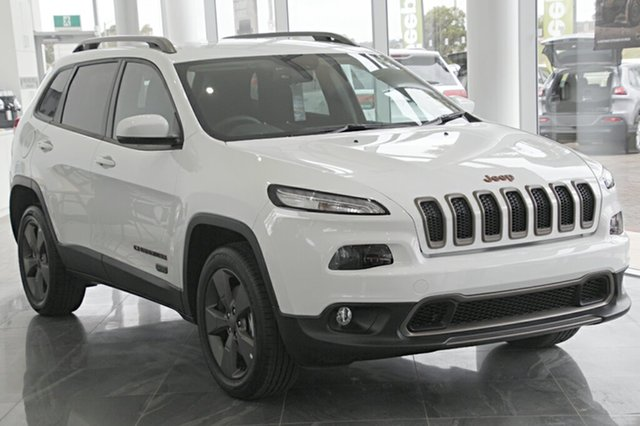 Discounted New Jeep Cherokee 75th Anniversary, Narellan, 2016 Jeep Cherokee 75th Anniversary SUV