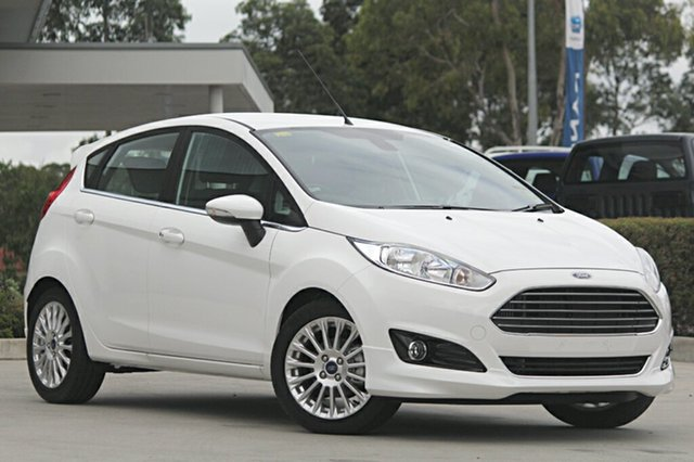 Discounted Demonstrator, Demo, Near New Ford Fiesta Sport PwrShift, Southport, 2016 Ford Fiesta Sport PwrShift Hatchback