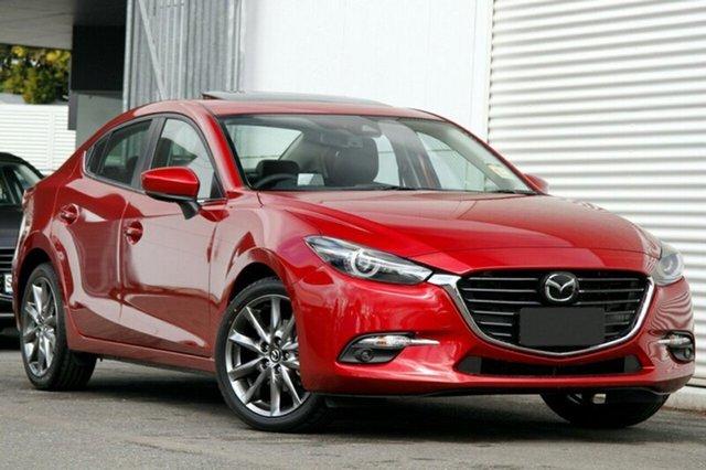 New Mazda 3 SP25 SKYACTIV-Drive Astina, Cheltenham, 2018 Mazda 3 SP25 SKYACTIV-Drive Astina Sedan