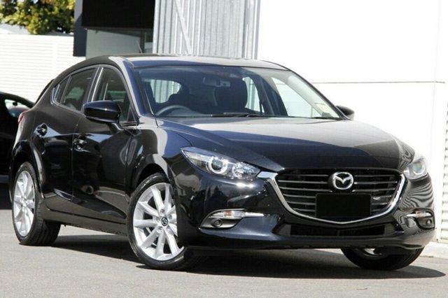 New Mazda 3 SP25 SKYACTIV-Drive, Cheltenham, 2018 Mazda 3 SP25 SKYACTIV-Drive Hatchback