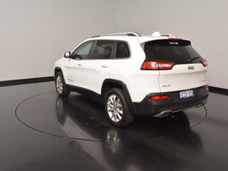 Used Jeep Cherokee Limited, Welshpool, 2015 Jeep Cherokee Limited Wagon.