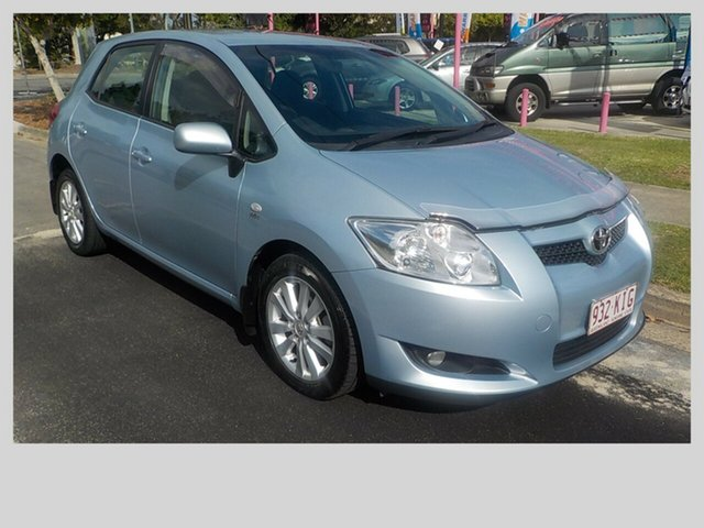 Used Toyota Corolla Conquest, Margate, 2007 Toyota Corolla Conquest Hatchback
