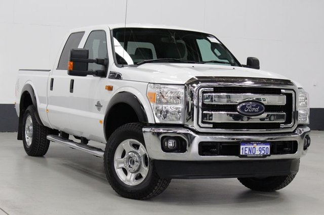 Used Ford F250 XLT Powerstroke Dual Cab, Bentley, 2013 Ford F250 XLT Powerstroke Dual Cab Light Truck