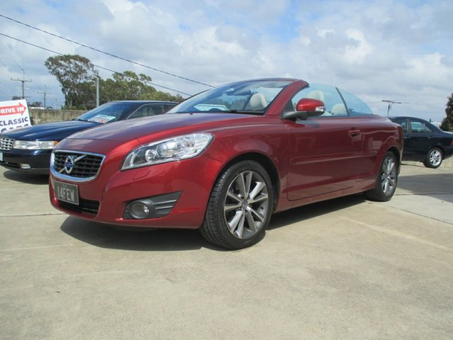Used Volvo C70 T5, Capalaba, 2010 Volvo C70 T5 Convertible
