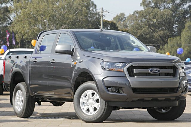 Discounted Demonstrator, Demo, Near New Ford Ranger XLS Double Cab, Warwick Farm, 2016 Ford Ranger XLS Double Cab Utility