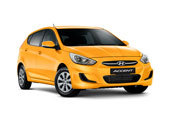 New Hyundai Accent, Giant Hyundai Nissan Group, Osborne Park