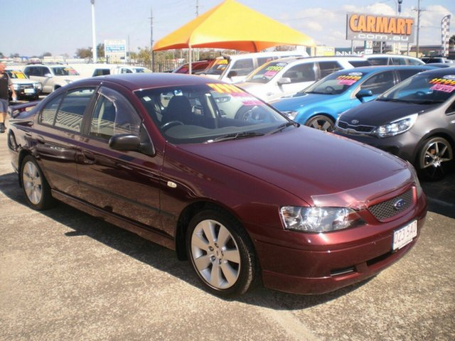 Used Ford Falcon SR, Morayfield, 2004 Ford Falcon SR BA Sedan