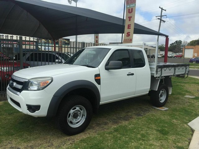 Used Ford Ranger XL (4x2), Toowoomba, 2011 Ford Ranger XL (4x2) Spacecab