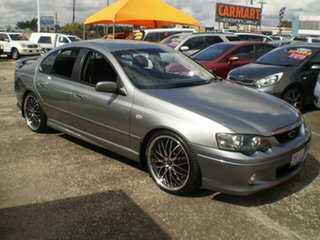 Used Ford Falcon XR6T, Morayfield, 2004 Ford Falcon XR6T BA Sedan