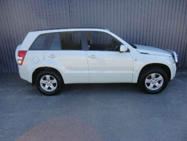 Used Suzuki Grand Vitara JX, Redcliffe, 2007 Suzuki Grand Vitara JX Hardtop