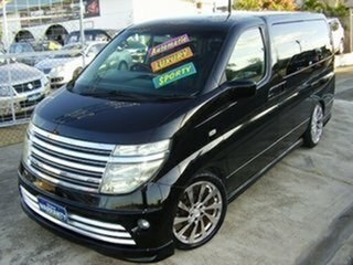 Discounted Used Nissan Elgrand RYDER S, Holland Park, 2004 Nissan Elgrand RYDER S E51 Wagon