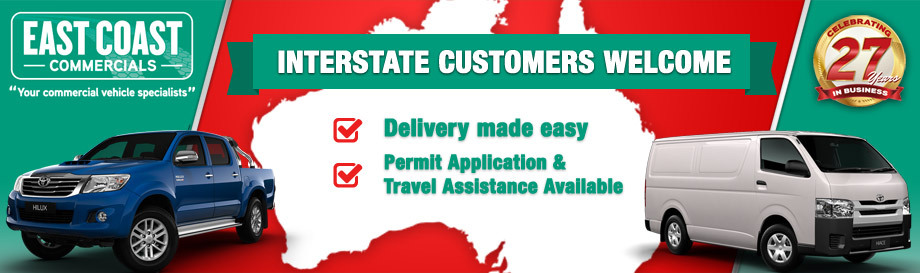 Interstate Customers Welcome