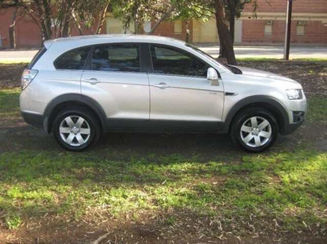 Used Holden Captiva 7 SX, Beverley, 2012 Holden Captiva 7 SX Wagon
