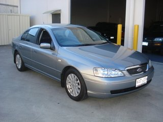 Used Ford Fairmont, Brompton, 2004 Ford Fairmont BA Sedan
