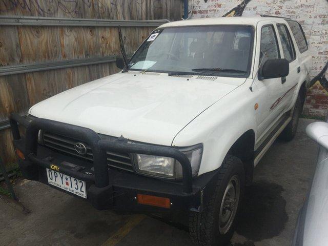 Used Toyota 4 Runner Deluxe (4x4), Glen Waverley, 1995 Toyota 4 Runner Deluxe (4x4) Wagon