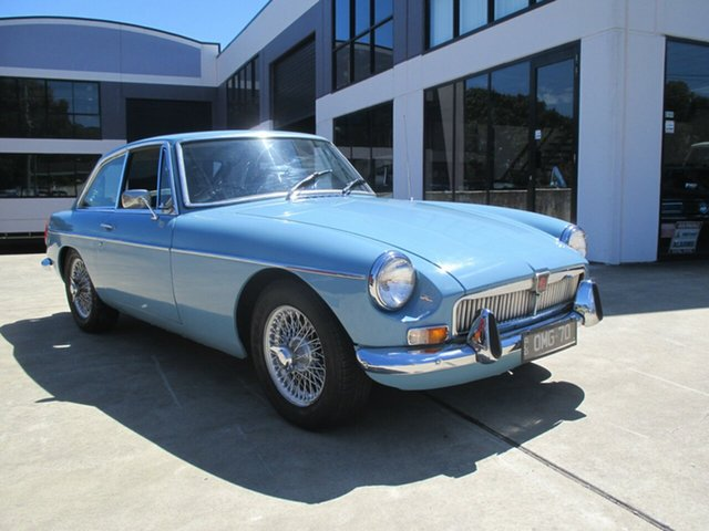 Used MG B GT, Capalaba, 1971 MG B GT Coupe