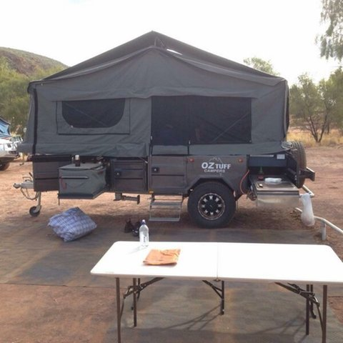 New OZ TUFF FORWARD FOLD, St Marys, 2017 OZ TUFF FORWARD FOLD Off Road Camper