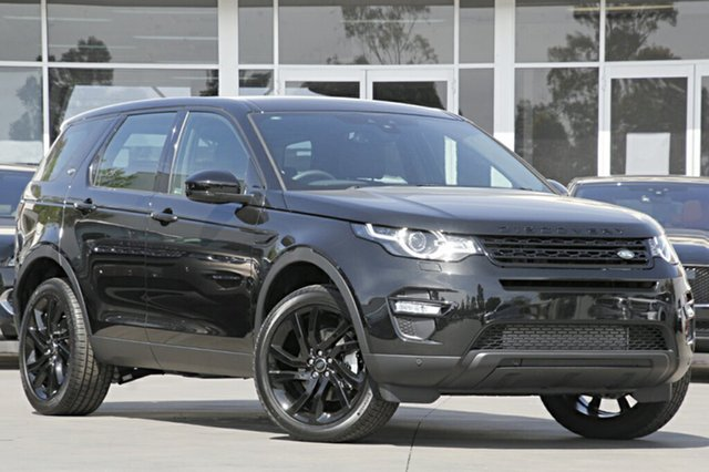 New Land Rover Discovery Sport SD4 HSE, Narellan, 2016 Land Rover Discovery Sport SD4 HSE SUV