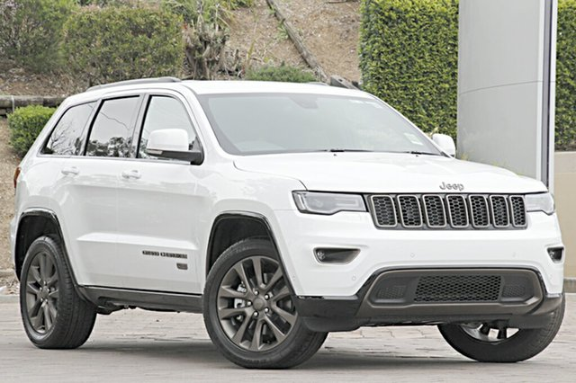 Discounted New Jeep Grand Cherokee 75th Anniversary, Southport, 2016 Jeep Grand Cherokee 75th Anniversary SUV
