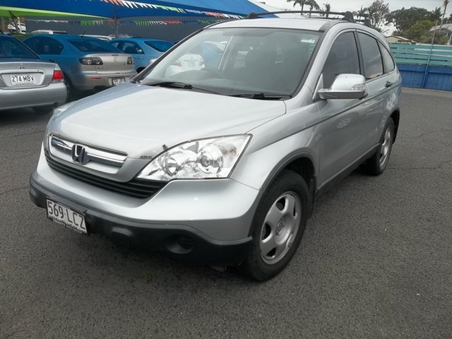 Used Honda CR-V (4x4) Extra, North Rockhampton, 2008 Honda CR-V (4x4) Extra Wagon
