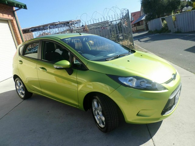 Used Ford Fiesta LX PwrShift, Mount Lawley, 2010 Ford Fiesta LX PwrShift Hatchback