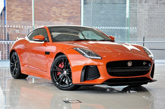 New Jaguar F-TYPE SVR Quickshift AWD, Southport, 2016 Jaguar F-TYPE SVR Quickshift AWD Coupe