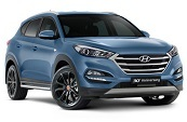 New Hyundai Tucson 30th Anniversary, Peter Warren Hyundai, Warwick Farm