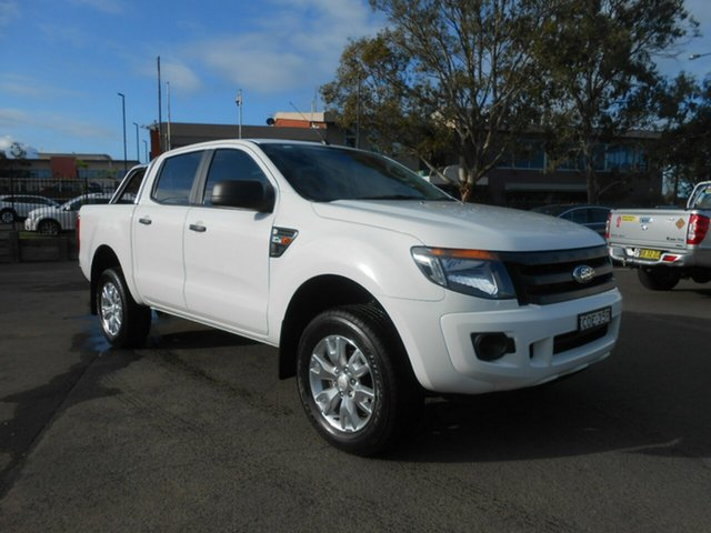 Used Ford Ranger XL Double Cab, Nowra, 2013 Ford Ranger XL Double Cab PX Dual Cab