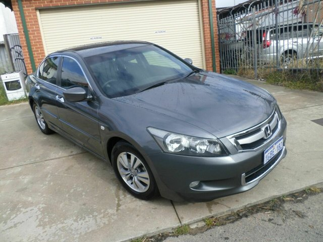 Used Honda Accord Limited Edition, Mount Lawley, 2010 Honda Accord Limited Edition Sedan