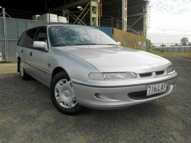 Used Holden Commodore Acclaim, Moorooka, 1996 Holden Commodore Acclaim VS Wagon