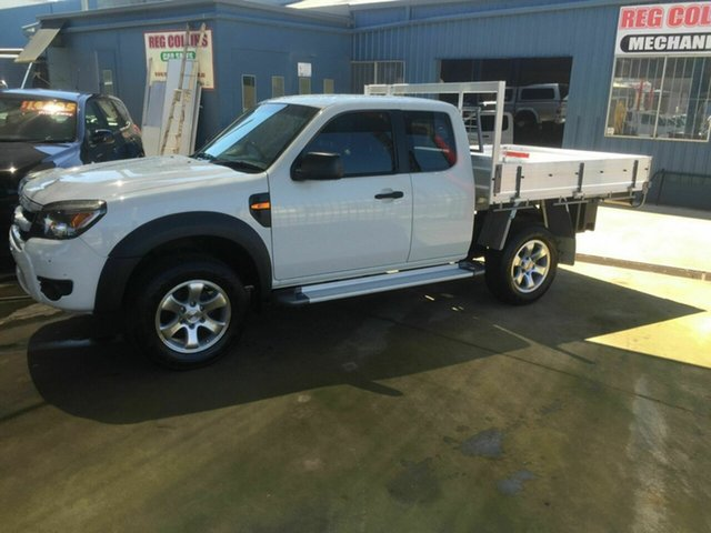 Used Ford Ranger XL (4x2), Toowoomba, 2010 Ford Ranger XL (4x2) Spacecab