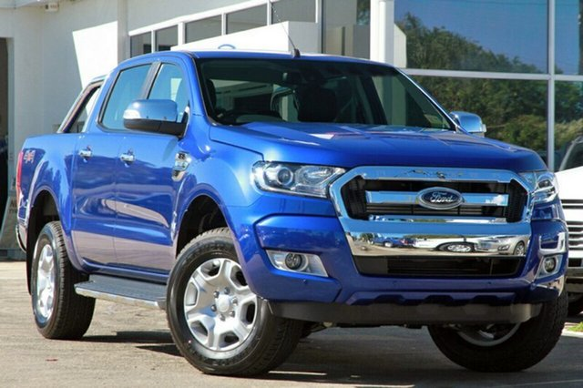 New Ford Ranger XLT Double Cab, Reynella, 2018 Ford Ranger XLT Double Cab Utility
