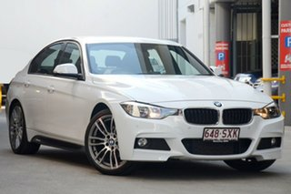 Used BMW 320i, 2013 BMW 320i F30 MY1112 Sedan