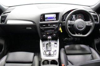 2015 Audi SQ5 3.0 TDI Quattro Wagon.