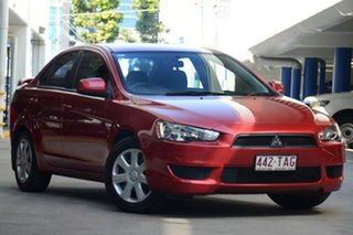 Used Mitsubishi Lancer ES, 2012 Mitsubishi Lancer ES CJ MY12 Sedan