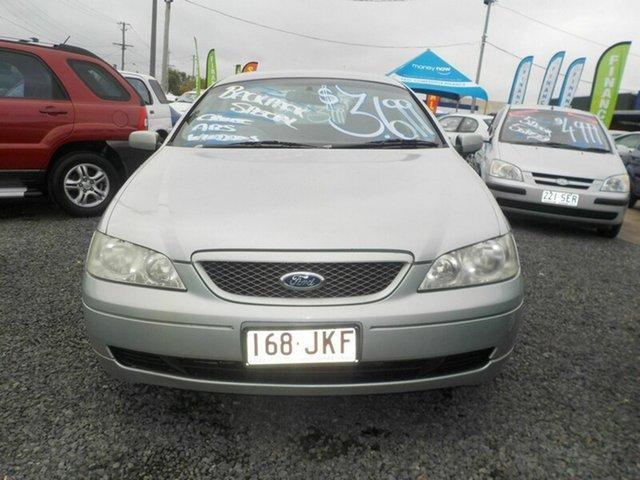 Used Ford Falcon Futura, Moorooka, 2002 Ford Falcon Futura BA Wagon