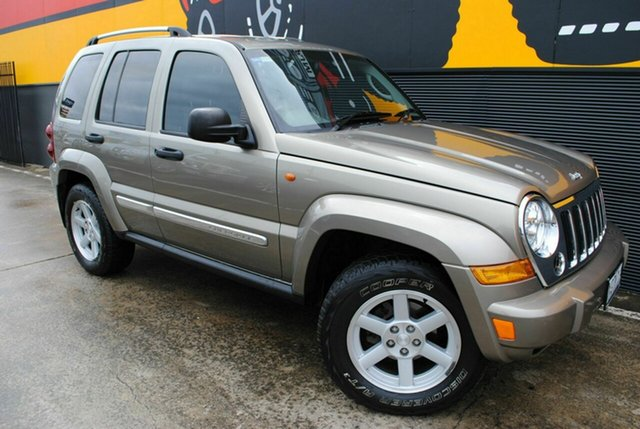Used Jeep Cherokee Limited, Melrose Park, 2005 Jeep Cherokee Limited KJ MY2005 Wagon