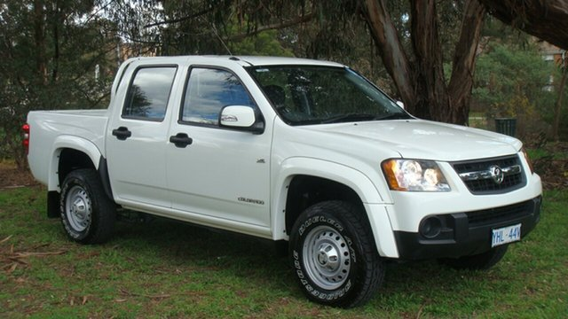 Used Holden Colorado LX Crew Cab, Queanbeyan, 2011 Holden Colorado LX Crew Cab Utility