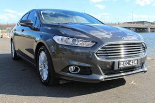 Used Ford Mondeo Trend SelectShift, 2015 Ford Mondeo Trend SelectShift MD Hatchback