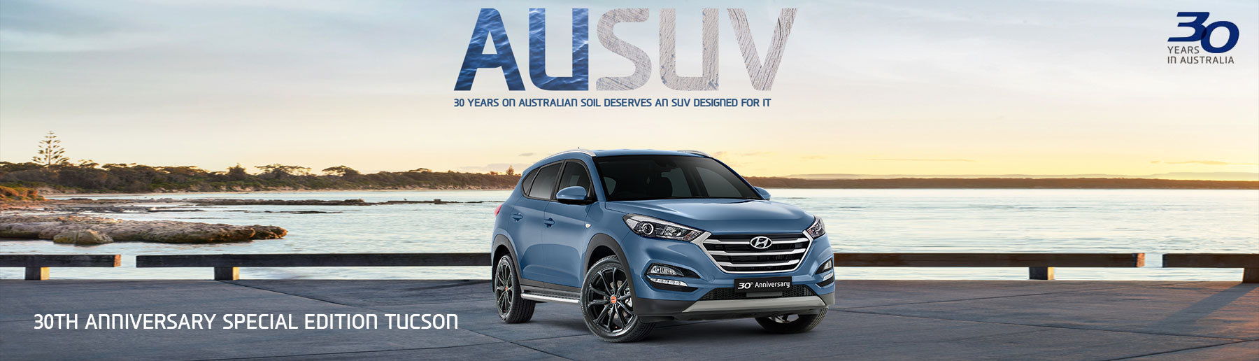 30th Anniversary Special Edition Tucson
