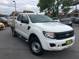 Used Ford Ranger XL Double Cab, 2013 Ford Ranger XL Double Cab PX Cab Chassis