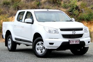 Used Holden Colorado LS Crew Cab, 2015 Holden Colorado LS Crew Cab RG MY15 Utility