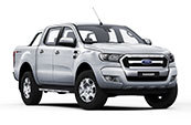 New Ford Ranger, Kloster Ford, Hamilton