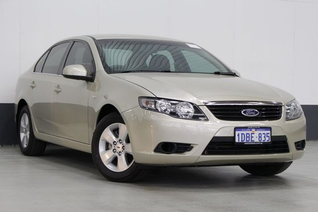 Used Ford Falcon XT, Bentley, 2008 Ford Falcon XT Sedan