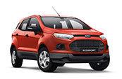 New Ford Ecosport, Peter Warren Ford, Warwick Farm